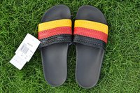 Wholesale Brand high quality men slippers outdoor sandals colors new fashion summer leather cheap flip flops size