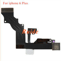 Wholesale 100 Original Proximity Sensor Front Camera Flex Cable for iPhone plus