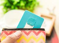 Wholesale 1200pcs mini led light portable pocket light bulb lamp christmas card switch card sharp credit card led