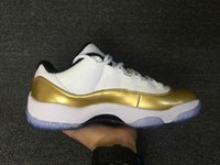 advanced air quality - Air Retro Metallic Gold Advanced Carbon Fiber And Zoom Inside Low Basketball Sport Shoes Top Quality Size US