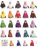Wholesale fashion hijabs Muslim hijab headscarf muslim hijb scarf for ladies