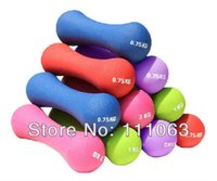 Wholesale Yoga Dumbbell for women fitness dumbbell lose weight KG PC