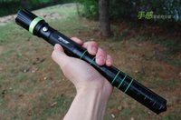 alloy shots - Outdoor flashlight knife Strong light flashlight LED long shots camping survival multi function knife block Aluminum alloy NEW gift