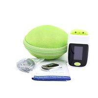 Wholesale hot sale Digital finger oximeter OLED pulse oximeter blood pressure monitor SPO2 PR oximetro de dedo