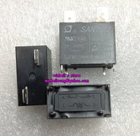 air conditioning relay - 10pcs Original SANYOU SFK DM air condition relay A VAC new in stock