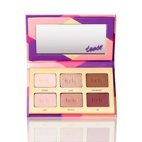 Wholesale in stock new Tarte tartelette tease clay palette shimmer Glitter clay eyeshadow palette in stock By Tarte High Performance Naturals