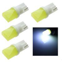automotive spotlights - 3D Beam T10 COB W LED Bulb W5W Automotive Wedge LED Light Bulbs Car License Plate Lamp Reading Lamp