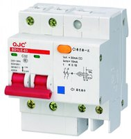 Wholesale QJC BD1LE P32A RCCB Earth Leakage Protection Circuit Breaker