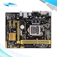 asus socket f motherboard - For Asus B85M F Original Used Desktop Motherboard For Intel B85 Socket LGA DDR3 SATA3 USB3 On Sale