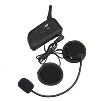 aprilia motorbikes - V6 BT Multi Interphone Bluetooth Intercom Motorcycle Wireless Headphones M Helmet Headset Riders Motorbike Accessories