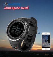 Wholesale Sport Watch Thermometer - Men's sport Smart Digital Watch Hours Men Gift Military Wristwatch Altitude Barometer Compass Thermometer Pedometer Digial-watch