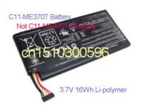 Wholesale C11 ME370T Battery Replacement for GB GB GB Asus Google Nexus st Generation Nexus ME370T E0269 Tablet PC Li Polymer