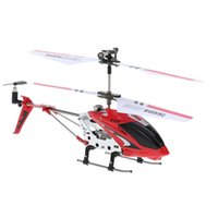 Wholesale Syma S107G Mini Red Channel Infrared RC R C Helicopter with Gyro Double Protection