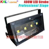 Wholesale Professinonal Stage DJ Bar High Quality Compact Aluminum Housing DMX Control W White COB LED Strobe Light