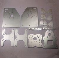 aluminum casting machine - Openbuilds OX CNC milling machine Aluminum NEW UPDATED VERSION Gantry Plates full kit set Universal Threaded Rod Plates