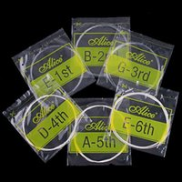 Wholesale Alice A106 Classical Guitar Strings Clear Nylon Guitar String Top Quality