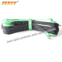atv tow ropes - MM Meter UHMWPE Synthetic Winch Towing Rope for WD ATV UTV SUV Winch Use