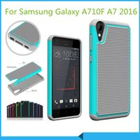 Cheap Football Skin case high quality Armour Defender Case Hybrid TPU PC Shell Shockproof For Samsung Galaxy I8190 S3mini A710F A7 2016