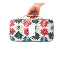 beige linen napkins - Bra underwear storage bag travel bags sanitary napkin Storage bag ladies underwear socks finishing bags clothing waterproof bag
