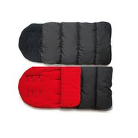 baby stroller carseat - Baby Stroller Footmuff Carseat Sleep Bag Pram Envelop Strap On The Carriage Warm Booties Colors