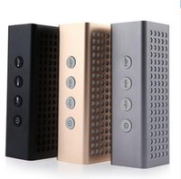 bank sd - Drop Shippig High Power Output Wireless Stereo Bluetooth Speaker with mAh Power Bank Function For Mobile phone TF Micro SD Card