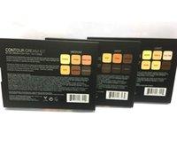 Wholesale 2016 newest Cream Contour Kit Light Medium deep two