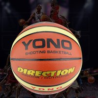 Cheap Official Basketball Size7 PVC Basketball Ball Teenage Indoor Outdoor Training Match Sport Balls for School ST0112
