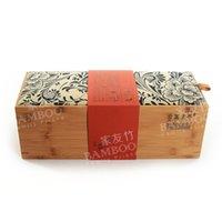 aseptic carton packaging - New high grade creative tea packaging bamboo gift box Ceramic pot of tea box bamboo box cartons
