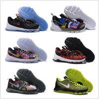 Cheap Original Children Kids 2016 New KD 8 Basketball Shoes For Mens Cheap KD VIII Cheap Boots KD8 Sneakers Running Sport Shoes Free Drop Shipping