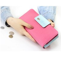american birds photos - wallets women european american fashion flip wallet card leather case birds pattern hasp purse phone package Clutch Z M869