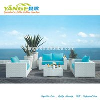 rattan outdoor furniture - white wide rattan outdoor furniture