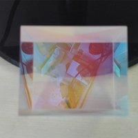 Wholesale X3 X3 cm Defective Cross Dichroic X Cube Prism RGB Combiner or Splitter Prism