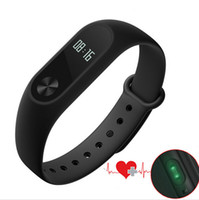 apple touchpad - Original Xiaomi Mi Band with Smart Heart Rate Fitness Touchpad OLED Screen Smart Band Wristband Bracelet