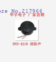 Wholesale STDZ Piezo Buzzer sound V STD Fire