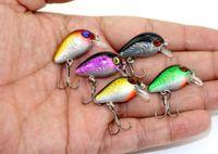 Wholesale High Quality g CM Mini Fishing Hooks Bionic Bait Send Mixed