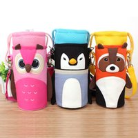 baby feeder cup - Insulation Bags Cup Sets Bottle Water Storage Messenger Bag Thermos Straw Cup Packages Feeder Warmer Cover Baby Bottle Hers