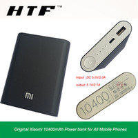 apple ipad battery - New Official Original Xiaomi mAh Power bank External battery for iPhone7 iPad Samsung All Mobile Phones