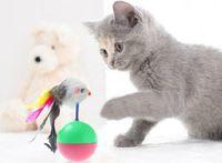 Wholesale Pet Cat Toys Mimi Favorite Mouse Tumbler Plastic Toys Balls for Cats Pet Toys
