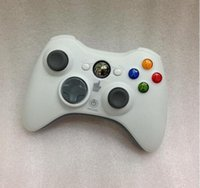 Wholesale wireless Game xbox suit Controller Gamepad Joypad Joystick For Xbox Slim Accessory Laptop Computer Retail Packaging