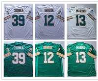 best bobs - Throwback Rtero Classsic Edition Jerseys dan marind Larry Csonka bob Griese Jersey Cheap Best Quality Men Short Embroidery Name