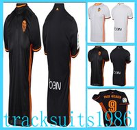 Wholesale 2016 Valencia Jerseys Shirt Alcacer Gomes Gaya Parejo Wholesalers Jersey home away rugby Thailand quality