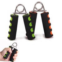 Wholesale new double color foam grip hands strength wrist arm training fitness power exercise for and kylin sport