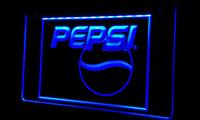 pepsi cola - Ls262 b Pepsi Cola Logo Drink Decor Neon Light Sign