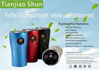 Wholesale Car air purifier for the health of You and your family enjoy a healthy clean car air