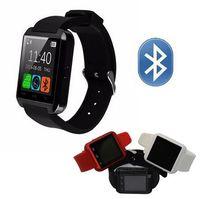 Dispositifs portables intelligents Prix-Smartwatch Bluetooth Smart Watch U8 montre-bracelet numérique montres sport pour IOS Android Samsung téléphone Wearable Electronic Device