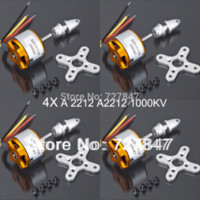 Wholesale X525 axis QuadCopter Glass Friber Folding Kit ARF KK Flight Board Multicopter Parts amp Accessories Cheap Parts amp Accessories