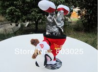 battery operated stuffed animals - Funny Electronic Pet Rotating Hip hop Dog Plush Musical Animal Baby Toy DJ Dog Great Promotional Gift For Kid