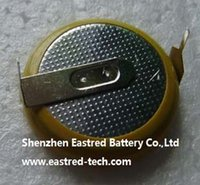 battery solder tabs - CR1220 CR1225 CR1620 CR1632 v lithium button cell battery with soldering pins tabs