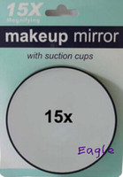 Wholesale Gooodluck Magnifying Mirror X Suction Cup Makeup Compact Cosmetic Face Care Shave Travel