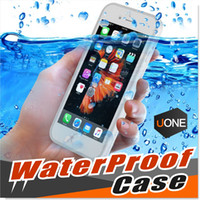apple case rounds - Iphone s Waterproof Cases Shock proof Case Cover Ultra Slim Thin Light All Round Protective Full Sealed Dust and Snow Proof Case